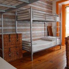 Alface Hostel Кровать в общем номере фото 11