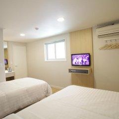 Hotel Sleepy Panda Streamwalk Seoul Jongno 3* Стандартный номер с различными типами кроватей фото 13