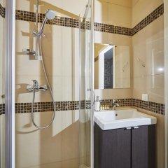 Мини-отель Jazzclub 3* Номер Эконом разные типы кроватей (общая ванная комната) фото 17