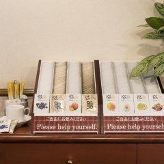 Отель Nishitetsu Inn Tenjin 3* Кровать в женском общем номере фото 5