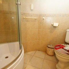 Гостиница Life на Белорусской ванная фото 2