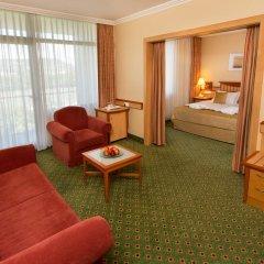 Danubius Hotel Helia 4* Улучшенный люкс с различными типами кроватей фото 3