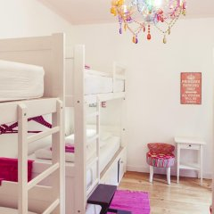 Lisbon Chillout Hostel Кровать в женском общем номере фото 6