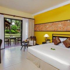 Отель Pandanus Resort 4* Номер Эконом с различными типами кроватей фото 5