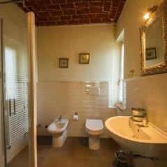 Отель B&B La Casa nel Vento Италия, Виньяле-Монферрато - отзывы, цены и фото номеров - забронировать отель B&B La Casa nel Vento онлайн ванная фото 2