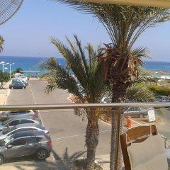 Отель Pallini Court балкон