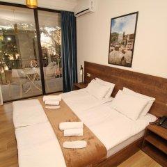 Отель Tbilisi View 3* Стандартный номер с 2 отдельными кроватями фото 12