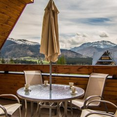 Отель Apartamenty Snowbird Zakopane Косцелиско бассейн