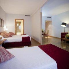 Отель Aparto Suites Muralto Улучшенные апартаменты с различными типами кроватей фото 7