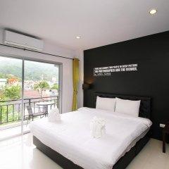 Отель The Artist House 3* Студия разные типы кроватей фото 10
