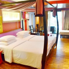 Patong Beach Hotel 4* Полулюкс с различными типами кроватей фото 5