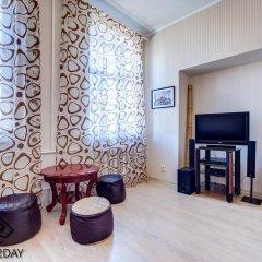 Апартаменты Apartment on Efimova 1-1 Санкт-Петербург комната для гостей фото 3