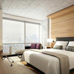 Renaissance New York Midtown Hotel 4* Стандартный номер с различными типами кроватей