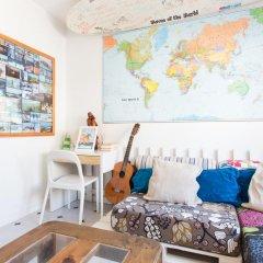Отель Baleal Surf Camp комната для гостей фото 2