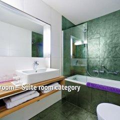 Bohem Art Hotel 4* Люкс