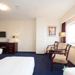Отель XO Hotels Blue Tower 4* Стандартный номер с различными типами кроватей фото 19