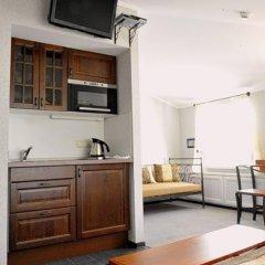 Гостиница Ажурный 3* Студия с разными типами кроватей фото 18