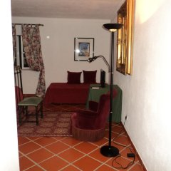 Отель Alojamento Pero Rodrigues Люкс разные типы кроватей