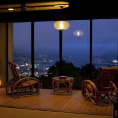 Отель Nisshokan Bettei Koyotei Нагасаки комната для гостей фото 3