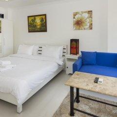 Отель VT 1 Serviced Apartments Таиланд, Паттайя - отзывы, цены и фото номеров - забронировать отель VT 1 Serviced Apartments онлайн комната для гостей фото 3