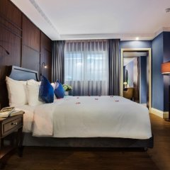 O'Gallery Premier Hotel & Spa 4* Номер Делюкс с различными типами кроватей фото 8