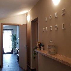 Отель Case Barolo Сиракуза сейф в номере