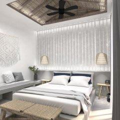 Отель Antigoni Beach Resort 4* Стандартный номер с двуспальной кроватью фото 8