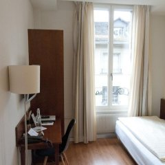 Отель Goldener Schlüssel 3* Стандартный номер с различными типами кроватей фото 6