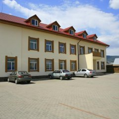 Гостиница Trembita Украина, Хуст - отзывы, цены и фото номеров - забронировать гостиницу Trembita онлайн парковка