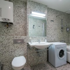 Отель Delta Apartments - Town Hall Эстония, Таллин - отзывы, цены и фото номеров - забронировать отель Delta Apartments - Town Hall онлайн ванная