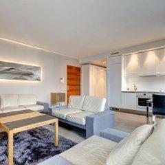 Апартаменты Dom & House - Apartments Waterlane Улучшенные апартаменты с различными типами кроватей фото 22