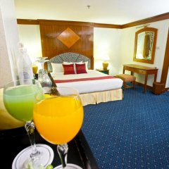 King Park Avenue Hotel 4* Представительский люкс с различными типами кроватей фото 9