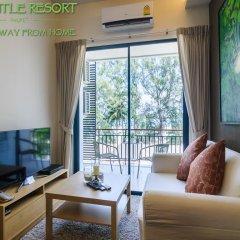 Отель The Title Phuket 4* Номер Делюкс с разными типами кроватей