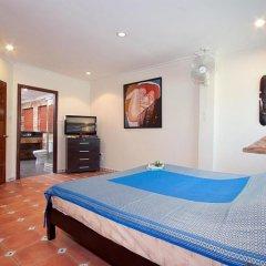 Отель Baan ViewBor Pool Villa 3* Вилла с различными типами кроватей фото 5