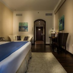 First Central Hotel Suites 4* Студия Делюкс с различными типами кроватей фото 2