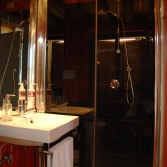Отель Casina Stella Ареццо ванная фото 2