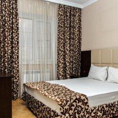 Гостиница Мартон Череповецкая Улучшенный номер двуспальная кровать фото 3