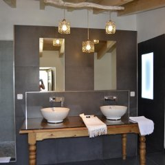 Отель Sa Posada Испания, Эстелленс - отзывы, цены и фото номеров - забронировать отель Sa Posada онлайн ванная