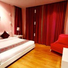 Отель Glitz 3* Улучшенный номер фото 8
