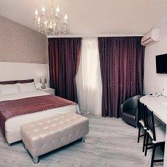Гостиница Амулет комната для гостей фото 4
