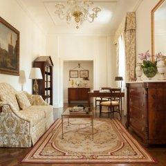 Four Seasons Hotel Firenze 5* Представительский люкс с различными типами кроватей фото 11