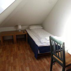 Stavanger Lille Hotel & Cafe 3* Номер с общей ванной комнатой с различными типами кроватей (общая ванная комната) фото 2