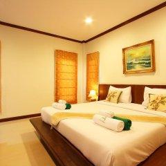 Отель The Green Beach Resort 3* Вилла Делюкс с различными типами кроватей фото 6