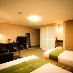 Yoido Hotel 3* Стандартный номер с различными типами кроватей фото 17