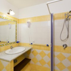 Отель B&B Near Cathedral Италия, Палермо - отзывы, цены и фото номеров - забронировать отель B&B Near Cathedral онлайн ванная фото 2