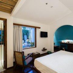 Отель The Myst Dong Khoi 5* Стандартный номер с различными типами кроватей фото 21