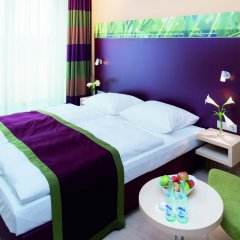 Movenpick Hotel Frankfurt City 4* Стандартный номер с различными типами кроватей