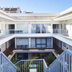 Отель AlvorMar Apartamentos Turisticos Портимао балкон