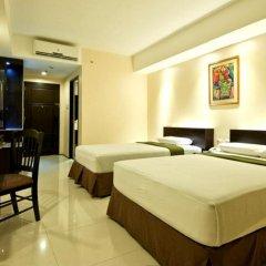 Отель M Citi Suites 3* Номер Делюкс с различными типами кроватей фото 9