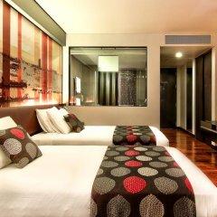 Отель Park Plaza Bangkok Soi 18 4* Номер Делюкс с различными типами кроватей фото 4